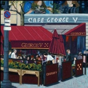 Cafe' George